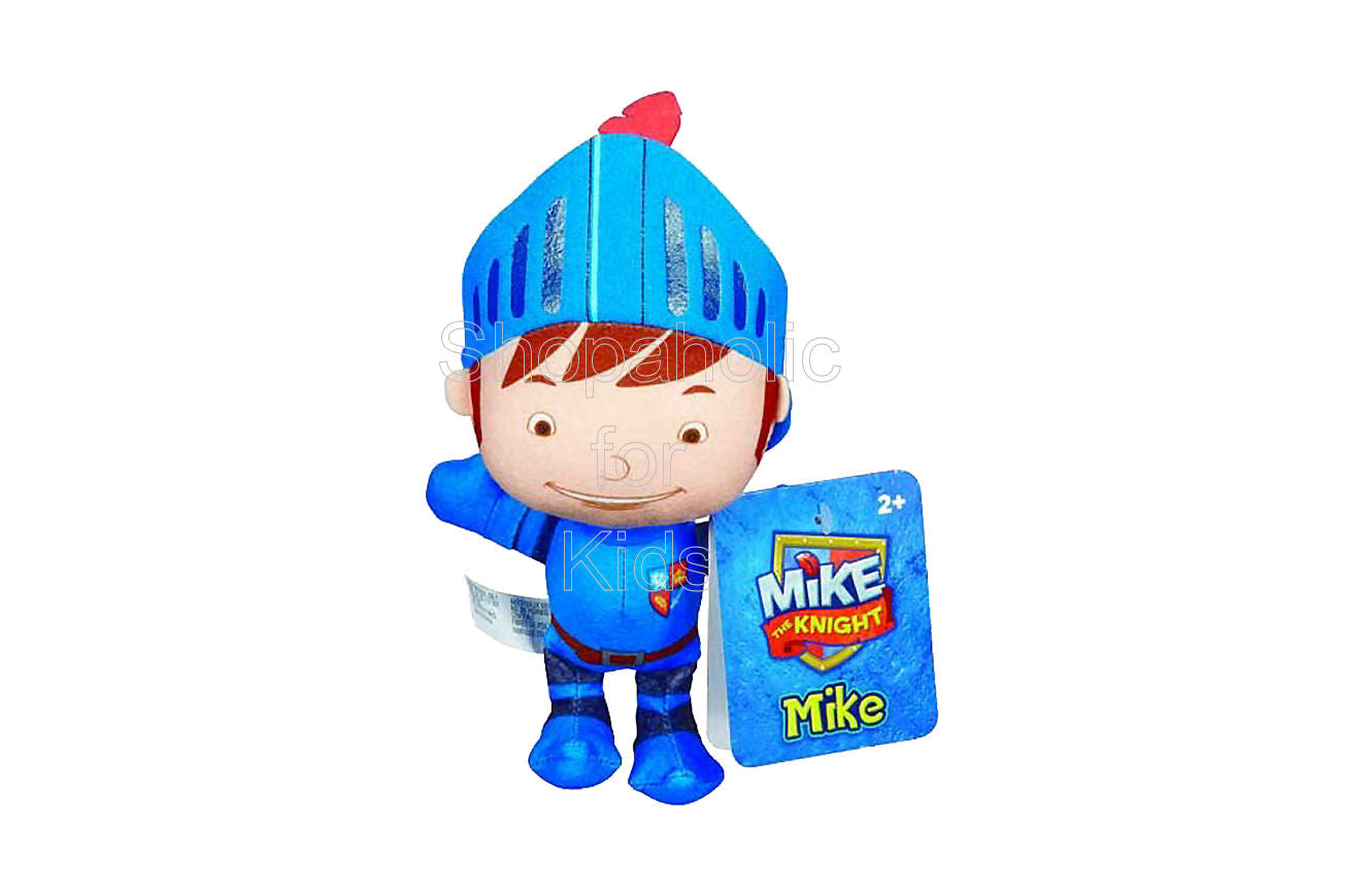 Fisher-Price Mike the Knight & Friends Plush - Mike - Shopaholic for Kids