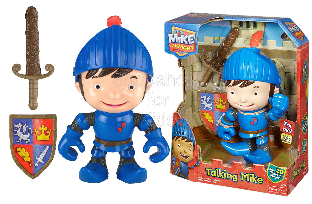 Fisher-Price Mike the Knight Talking Mike