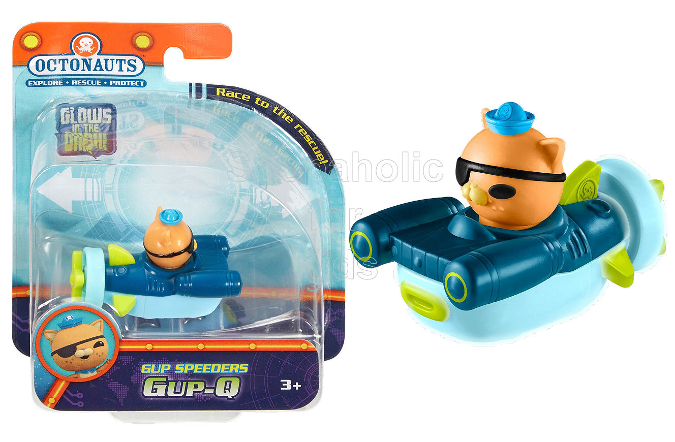 Fisher-Price Octonauts Gup Speeders Gup-Q - Shopaholic for Kids