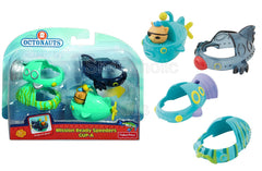 Fisher-Price Octonauts Mission Ready Gup Speeders Gup-A - SOLD OUT - Shopaholic for Kids