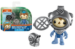 Fisher-Price Octonauts Shellington & the Scaly-foot Snail Figure Pack