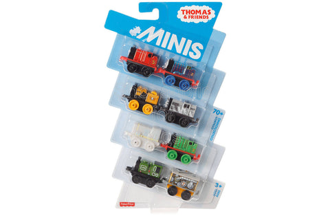 Fisher-Price Thomas & Friends Minis, Pack of 8