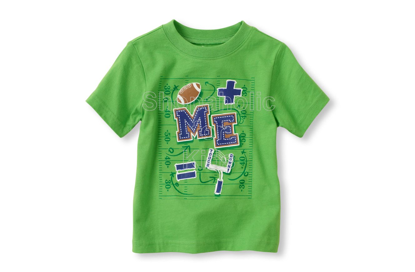 Children's Place Football Graphic Tee - Shopaholic for Kids