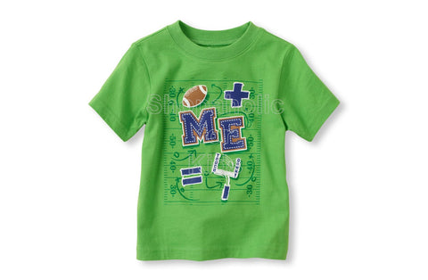 Children's Place Football Graphic Tee