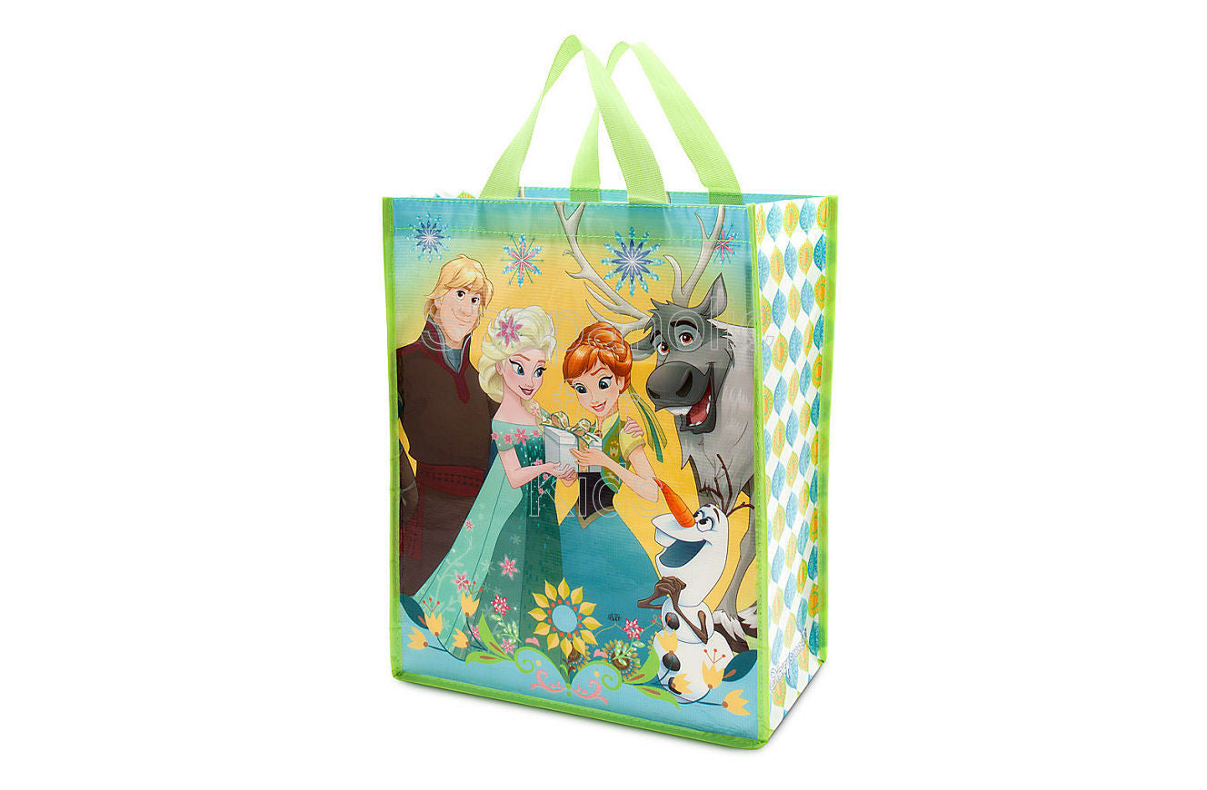Frozen Fever Reusable Tote - Shopaholic for Kids