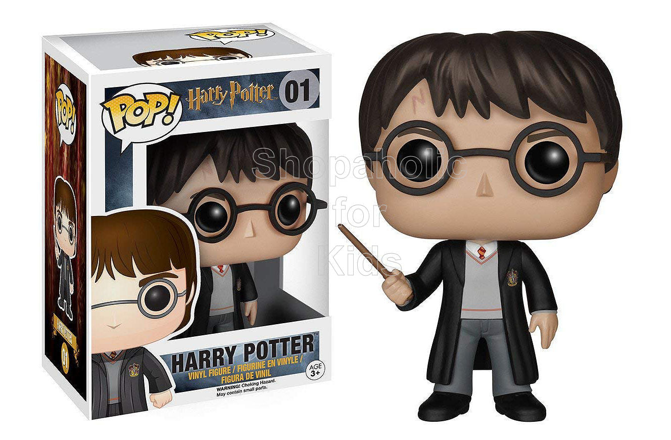 Funko POP Movies - Harry Potter Figure - Shopaholic for Kids