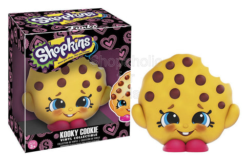 Funko Vinyl Shopkins Figure - Kooky Cookie
