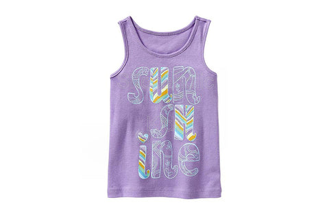 Gap Graphic Tank - Sunshine