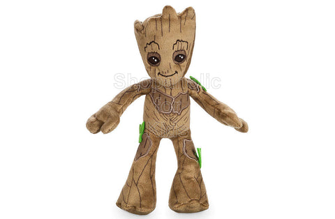 Marvel Groot Plush - Guardians of the Galaxy Vol. 2 - Mini Bean Bag - 8 1/2''