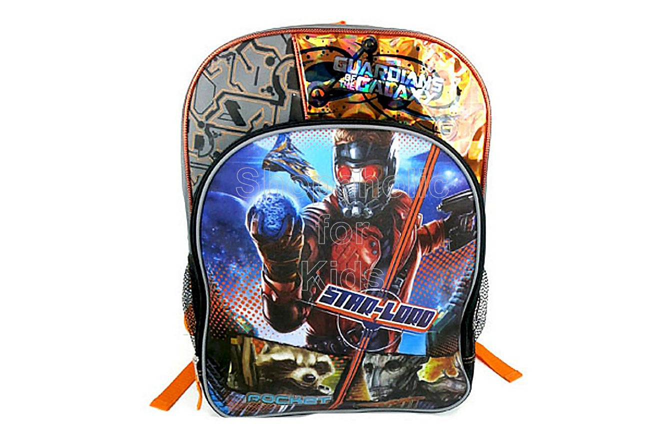 Guardians of The Galaxy Backpack - Shopaholic for Kids