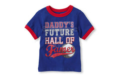 Children's Place  Hall of Famer Graphic Tee - Shopaholic for Kids