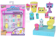 Happy Places Shopkins Decorator Pack Bathing Bunny