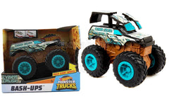 Hot Wheels Monster Truck Bash Ups 1:43 Scale - Cyber Crush
