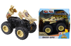 Hot Wheels Monster Truck Bash Ups 1:43 Scale - Leopard Shark