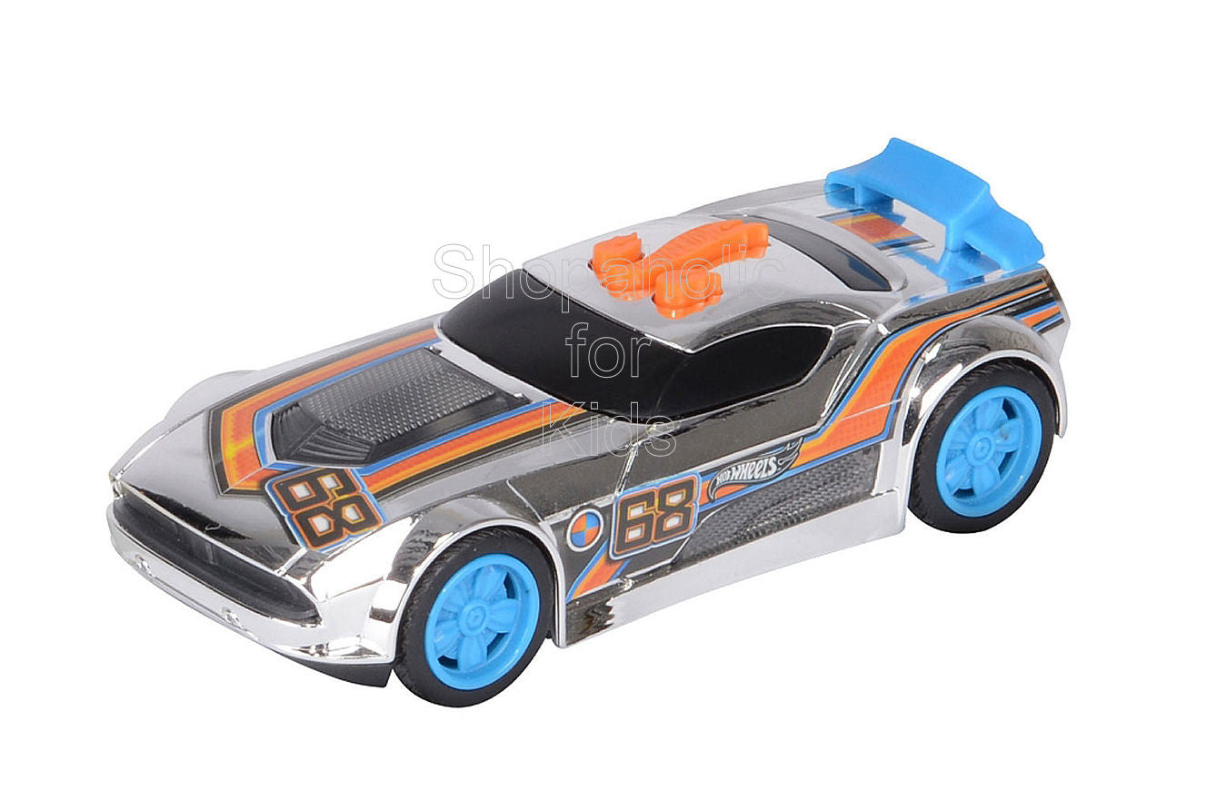 Hot Wheels Edge Glow Cruisers - Fast Fish