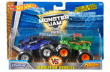 Hot Wheels Monster Jam Demolition Doubles Predator vs Dragon - Shopaholic for Kids