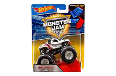 Hot Wheels Monster Jam Monster Mutt Dalmation Vehicle with Stunt Ramp