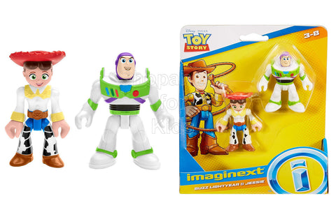 Fisher-Price Imaginext Toy Story Buzz Lightyear & Jessie