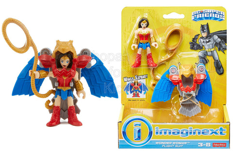 Fisher-Price  Imaginext DC Super Friends Wonder Woman Flight Suit