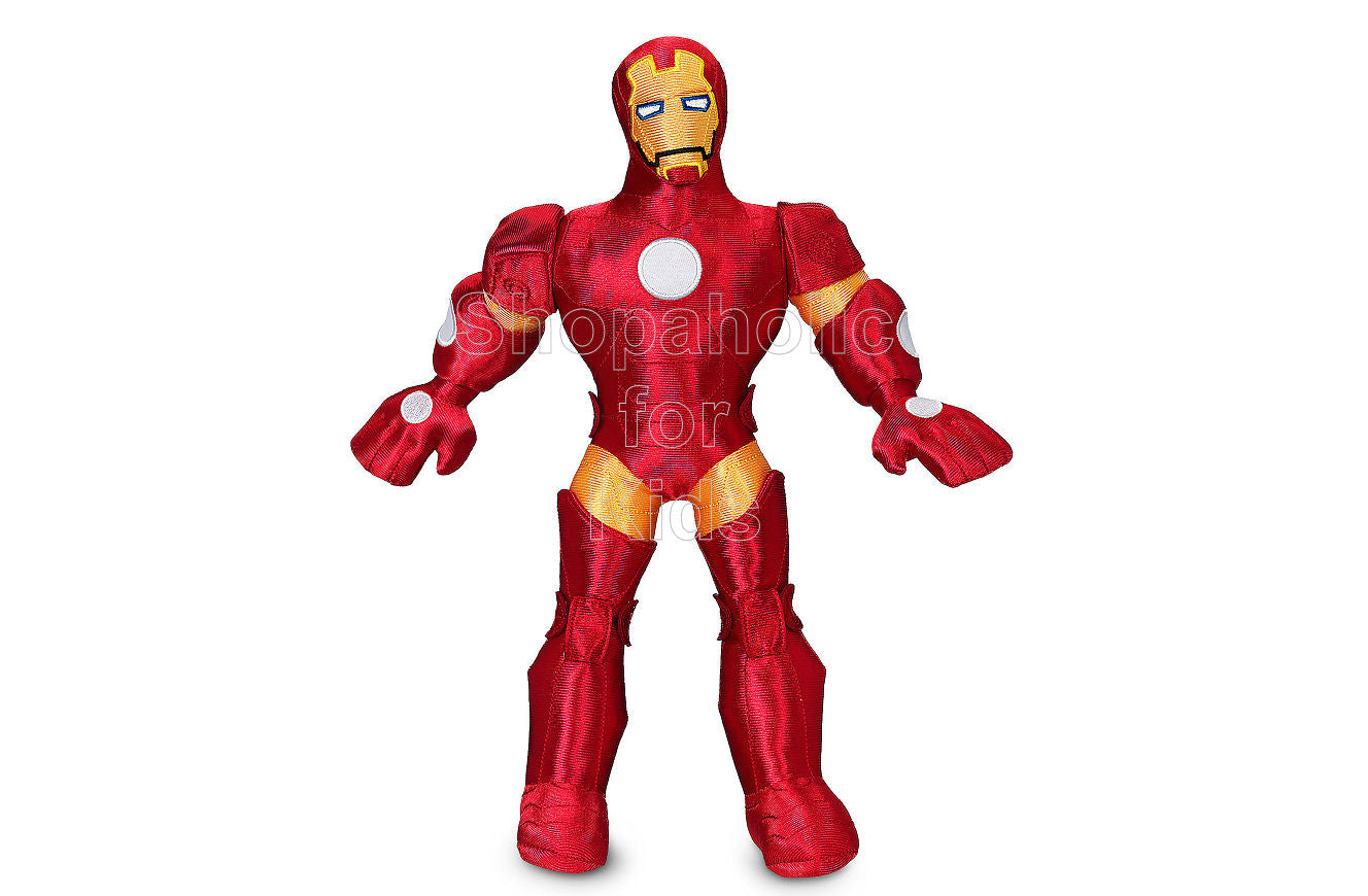 Marvel Avengers  Iron Man Plush Doll - 14 1/2'' - Shopaholic for Kids