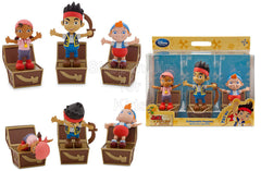 Jake and the Never Land Pirates Collapsible Finger Puppets - Shopaholic for Kids