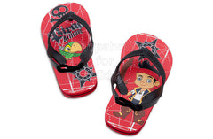 Jake and the Never Land Pirates Flip Flops