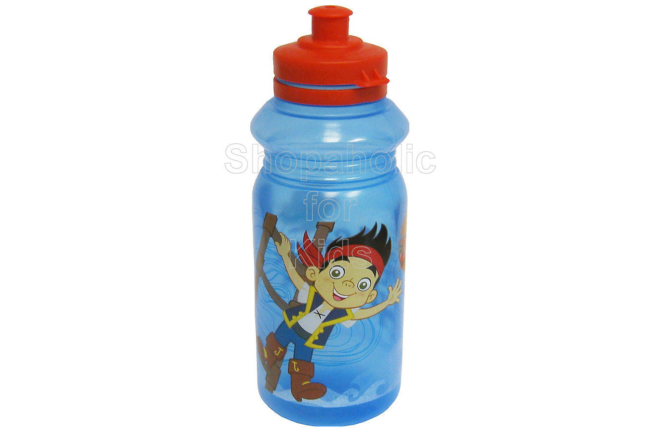 Jake and the Never Land Pirates Water Bottle 18oz - Shopaholic for Kids