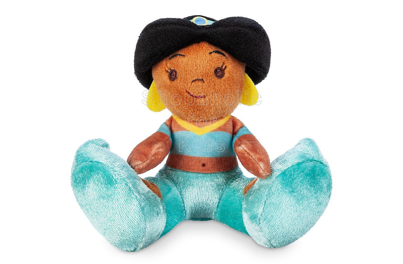 Disney Jasmine Tiny Big Feet Mini Soft Toy - Shopaholic for Kids
