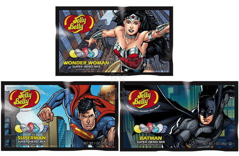 Jelly Belly Super Hero Sparkling Jelly Bean Pack (1pc)