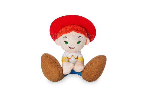 Disney Toy Story Jessie Tiny Big Feet Plush – Micro