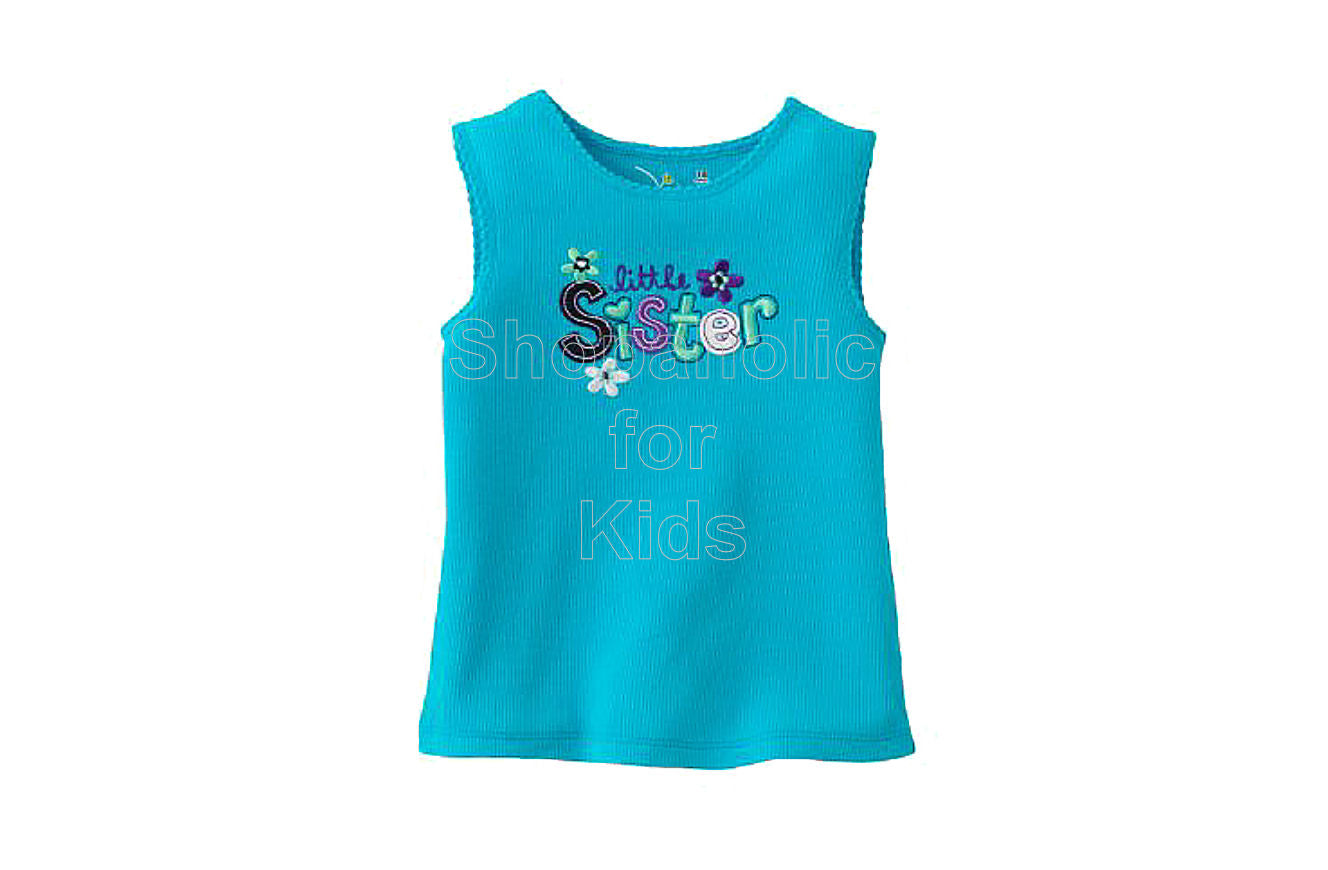 Jumping Beans Turquoise Sister - Shopaholic for Kids