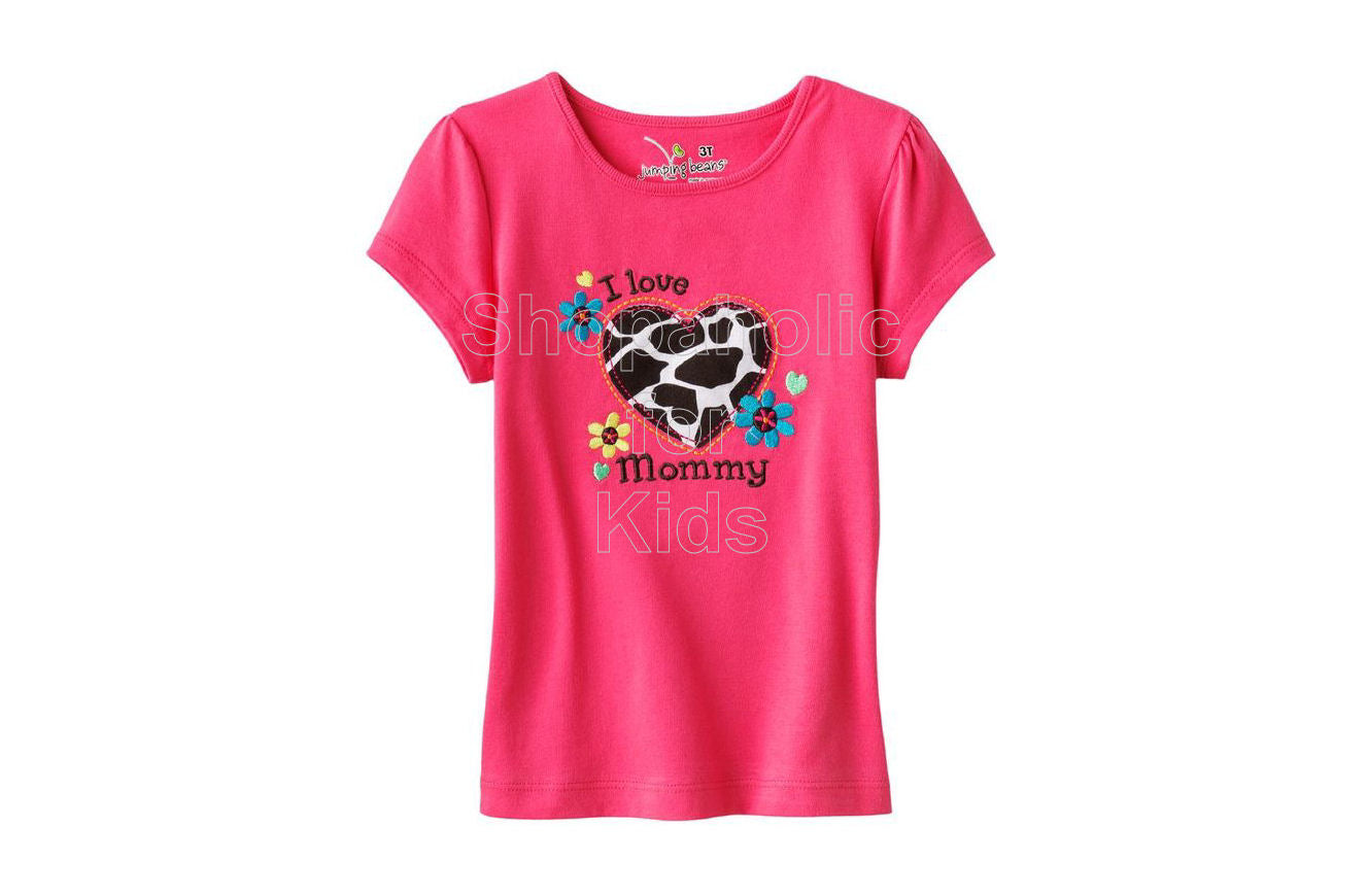 Jumping Beans Rouge Hearts - Shopaholic for Kids