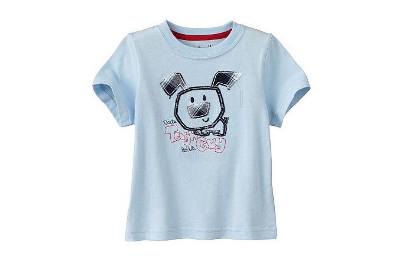 Jumping Beans Blue Dog - Shopaholic for Kids