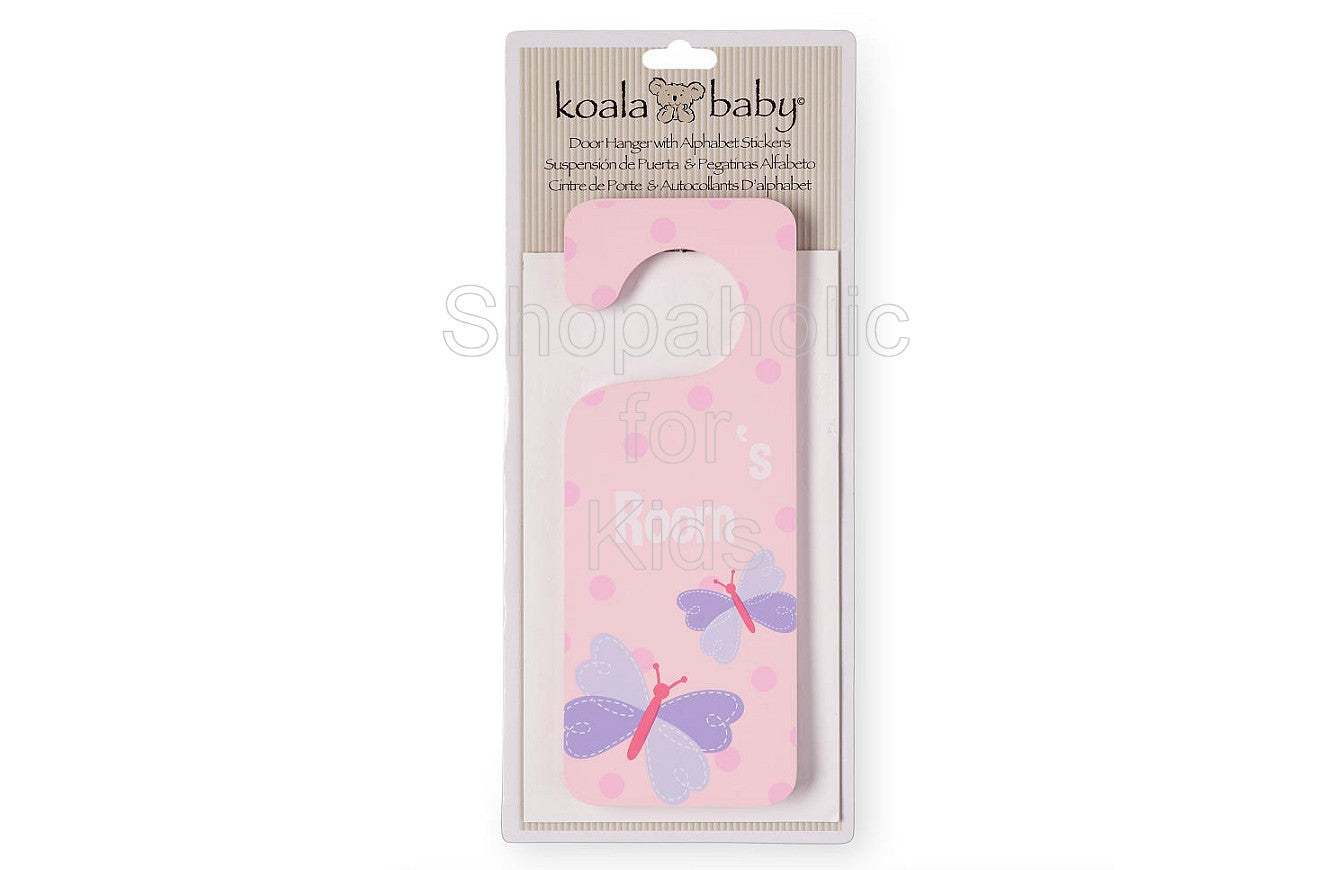 Koala Baby Butterfly Door Hanger - Shopaholic for Kids
