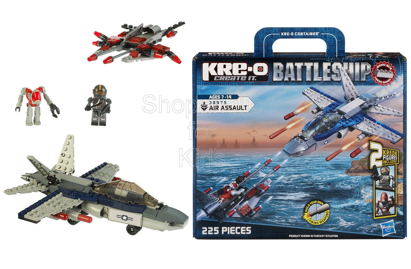 KRE-O Battleship - Air Assault Set