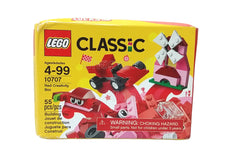 Lego Classic Red Creativity Box - SALE - Damaged Packaging