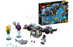 Lego DC Batman Batsub and The Underwater Clash Building Kit