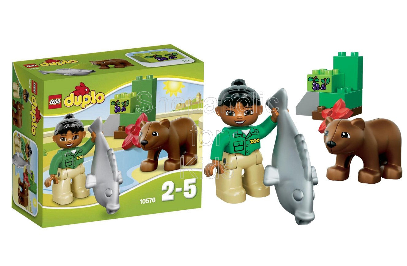 Lego Duplo Zoo Care - Shopaholic for Kids