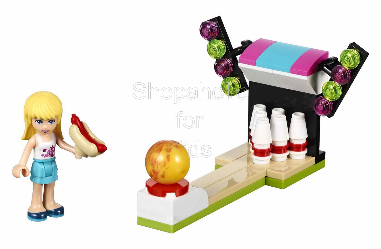 Lego Friends Amusement Park Bowl - Shopaholic for Kids