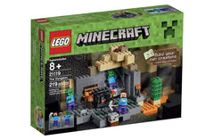 Lego Minecraft The Dungeon Building Kit - Shopaholic for Kids