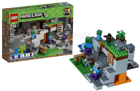 Lego Minecraft The Zombie Cave