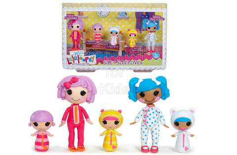 Lalaloopsy Mini Multi-Pack Sleepover Dolls