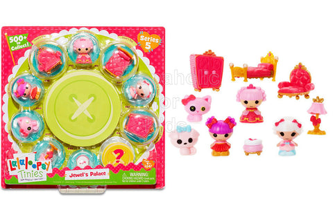 Lalaloopsy Tinies Series 5 - 10 Pack Jewel's Playset