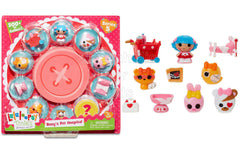 Lalaloopsy Tinies Series 5 Rosy's Pet Hospital - 10 Pack