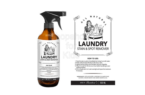 Theodore's All Natural Laundry Stain and Spot Remover