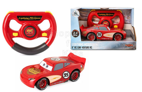 Disney Lightning McQueen Remote Control Vehicle – Cars