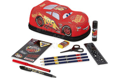 Disney Cars Lightning McQueen Zip-Up Stationery Kit - Shopaholic for Kids