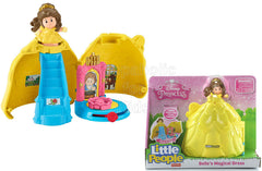 Fisher-Price Little People Disney Princess Belle's Magical Dress