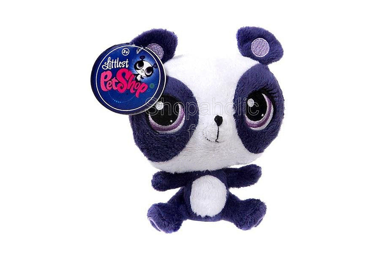 Littlest Pet Shop 5 Inch Plush - Penny the Panda - Shopaholic for Kids