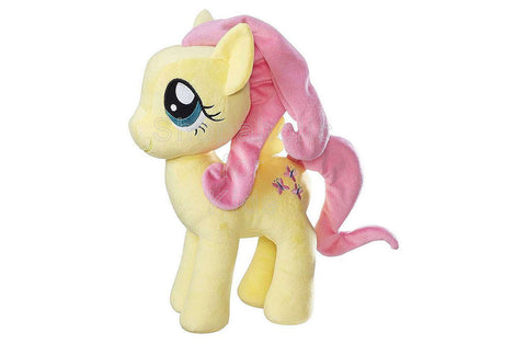 My Little Pony Friendship is Magic Fluttershy Cuddly Plush 12in